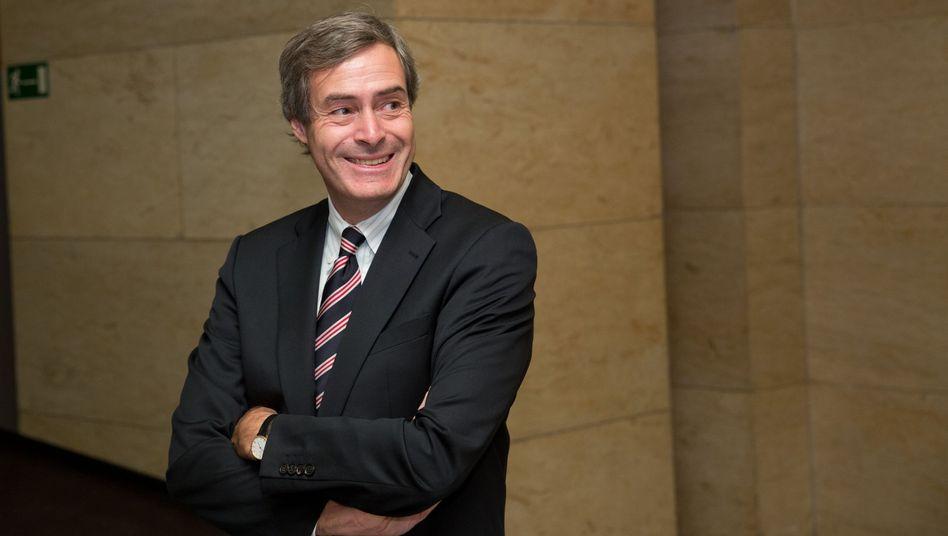 Arbeitgeberpräsident Ingo Kramer