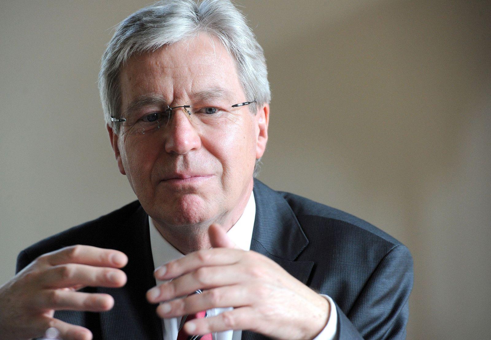 Bremens Bürgermeister Jens Böhrnsen