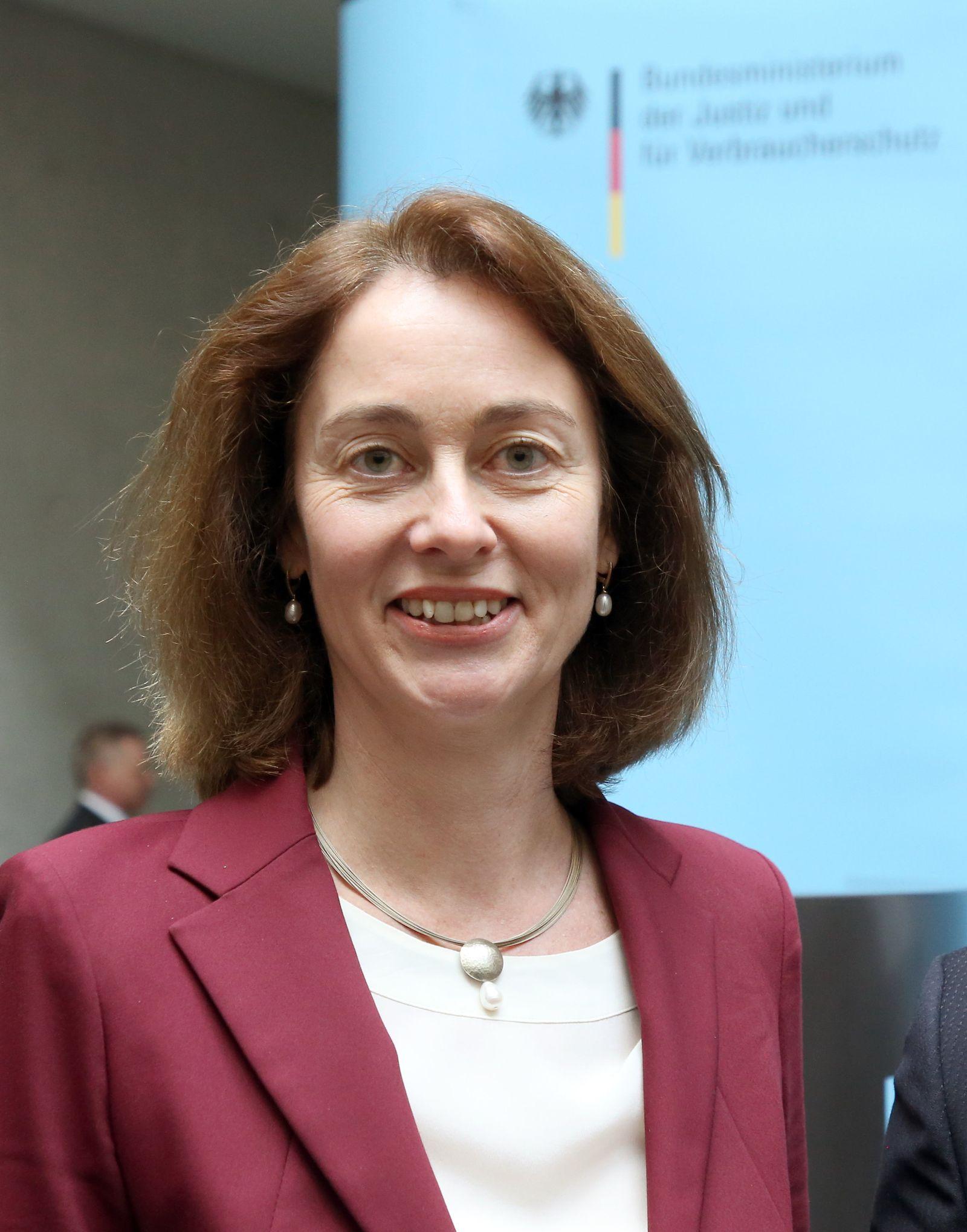 Amtsübergabe - Bundesjustizministerium