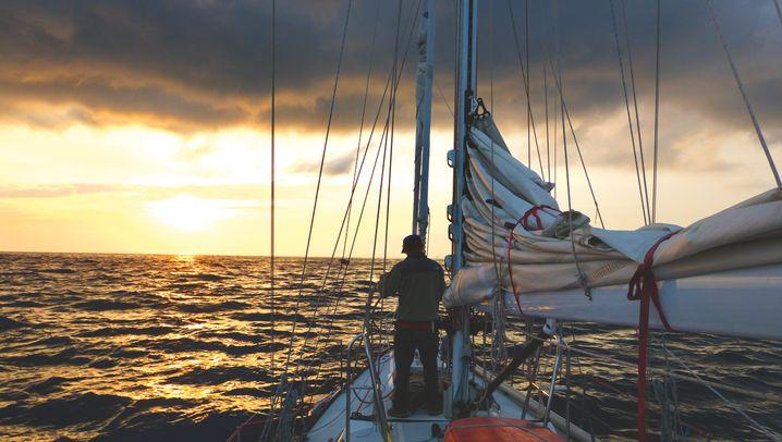 Per Anhalter über den Atlantik: Timo Peters unterwegs auf Segelbooten