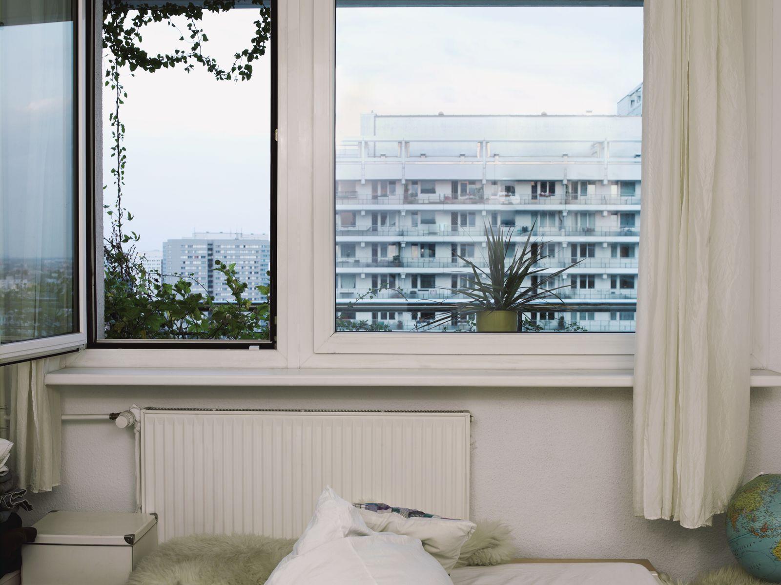 NICHT MEHR VERWENDEN! - Apartment / Fenster