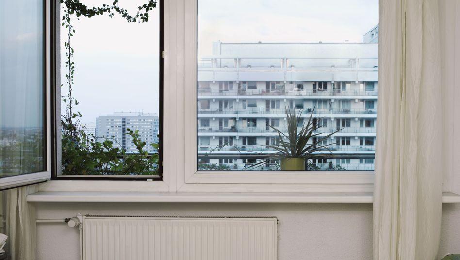 Fenster auf, Zugluft rein: Nicht jeder schätzt das ständige Lüften