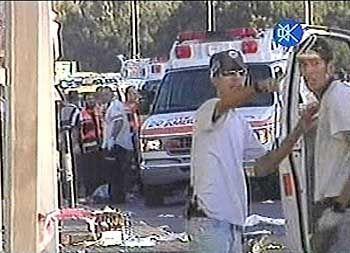 Sieben Tote beim ersten Anschlag in Tel Aviv