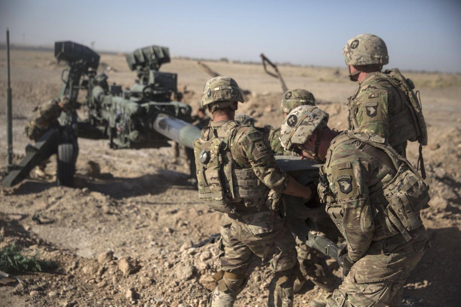 US-Soldaten/ Afghanistan