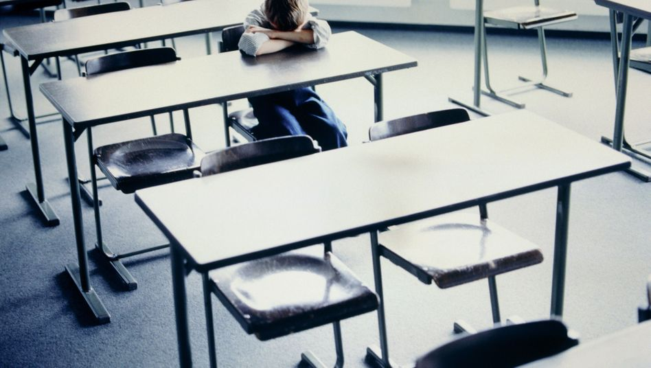 Sitzenbleiber: Alle weg, einer sitzt