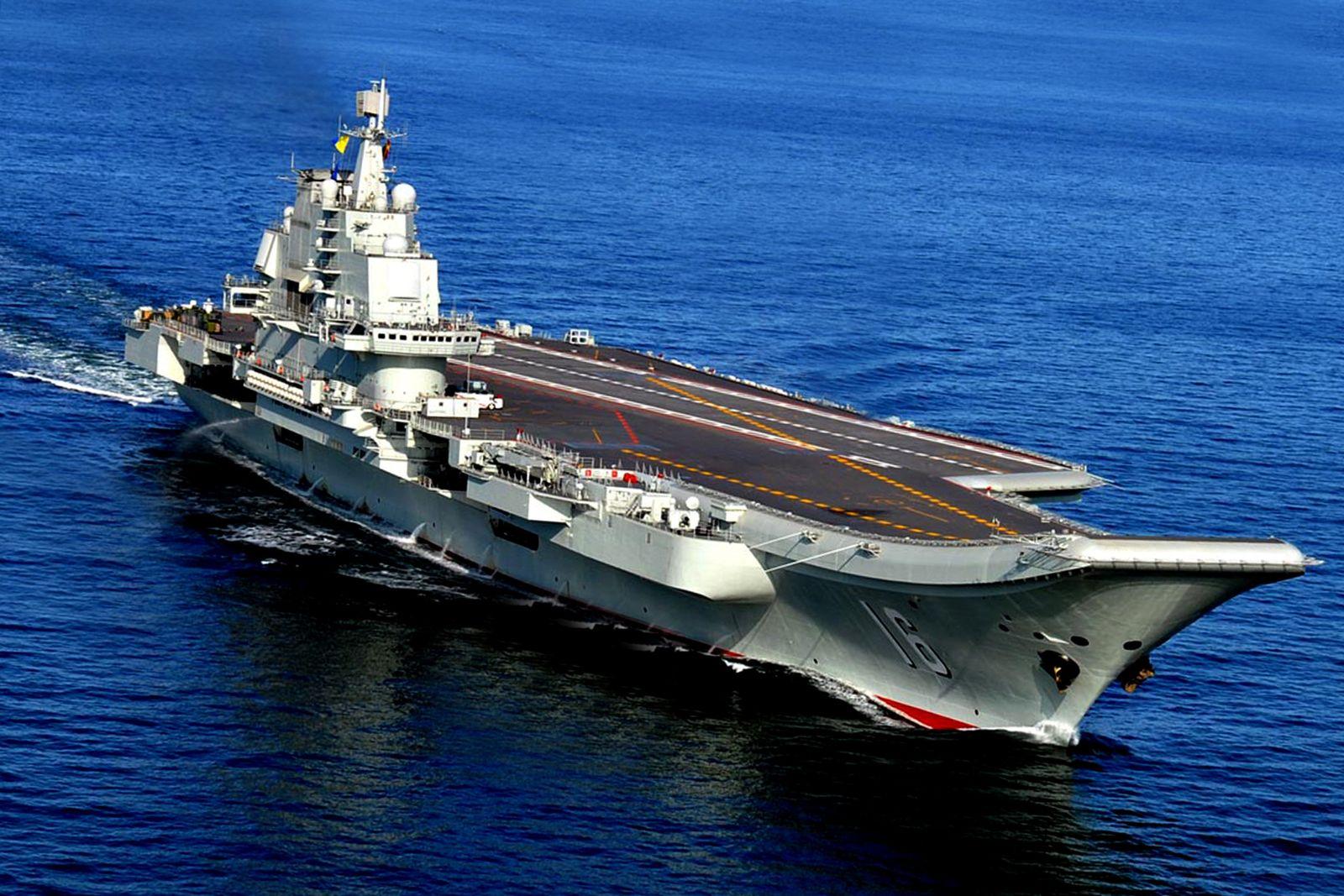 China Flugzeugträger