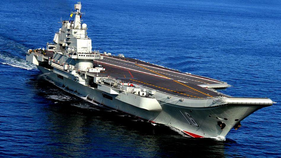 "Nachfolger gesucht: Chinas erster Flugzeugträger ""Liaoning"""