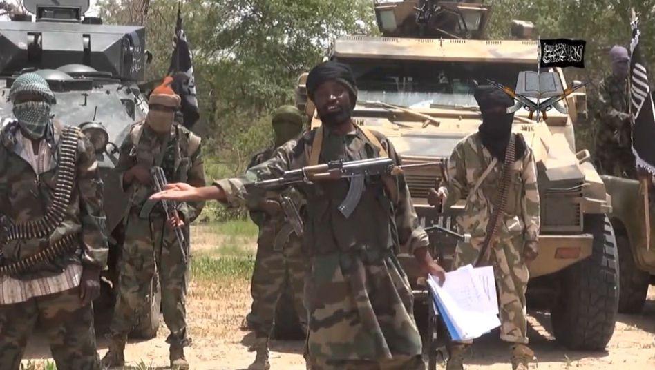Abubakar Shekau von Boko Haram: Milizen-Chef mit IS-Verbindung
