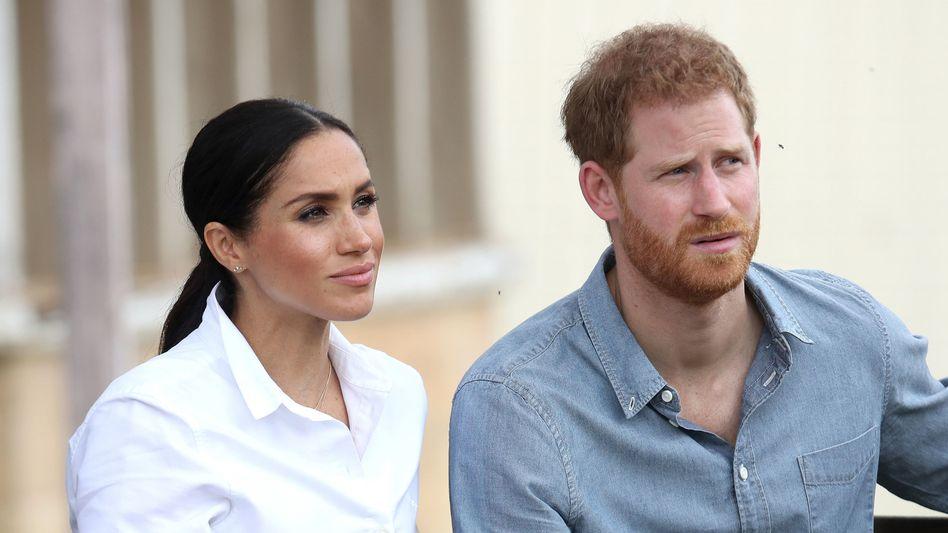 Seit einigen Monaten leben Herzogin Meghan und Prinz Harry mit Archie in Los Angeles
