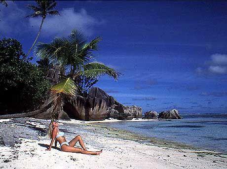 Keine Strandbuden, keine laute Musik - dafür Natur pur