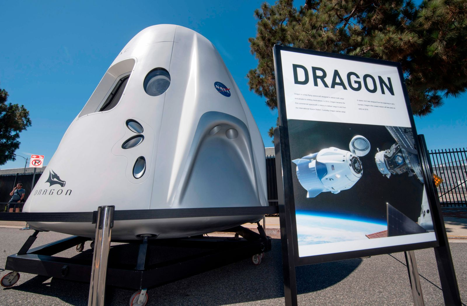 FILES-US-SPACE-TRAVEL-SPACEX