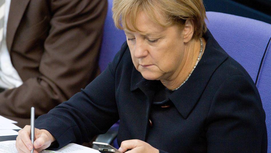 Kanzlerin Merkel lud zum Schulgipfel: Digitalisierung soll Schub bekommen