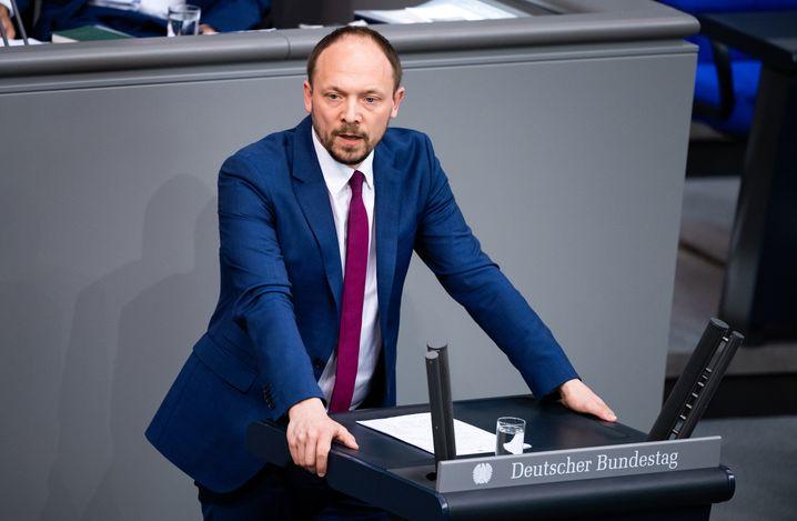 Marco Wanderwitz, Ost-Beauftragter der Bundesregierung (Archivbild)