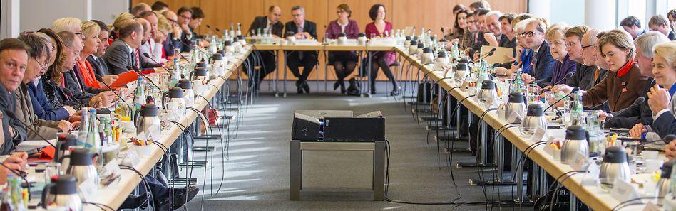 Koalitionsgespräche: Großkampftage auch für Lobbyisten
