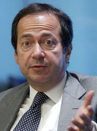 Hedgefonds-Manager Paulson: Auf das Platzen der Blase gewettet