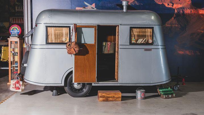 Auktion Pierce-Arrow Travelodge: Die Nostalgie campt mit