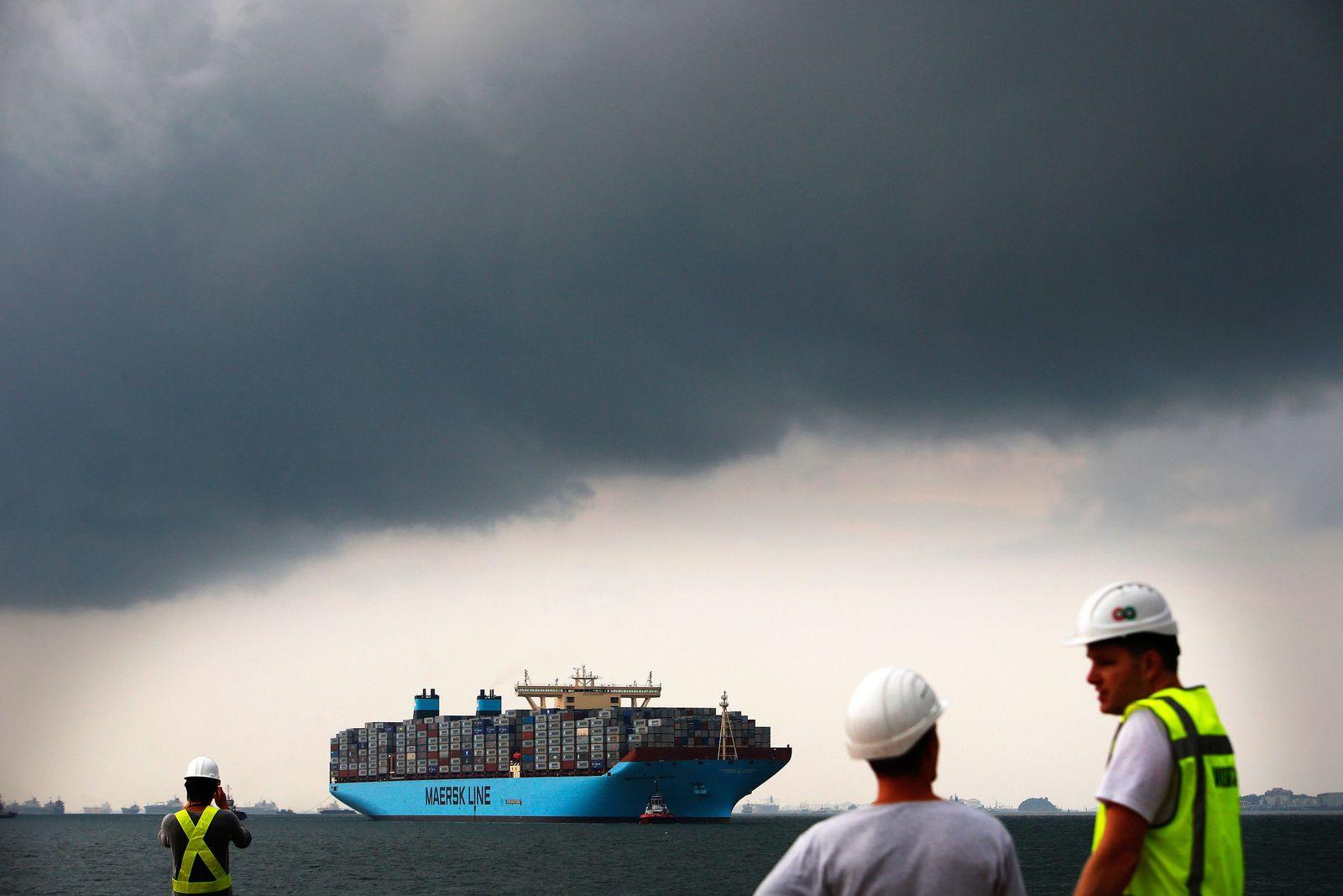 Singapur / Konjunktur / Kontainer / Export