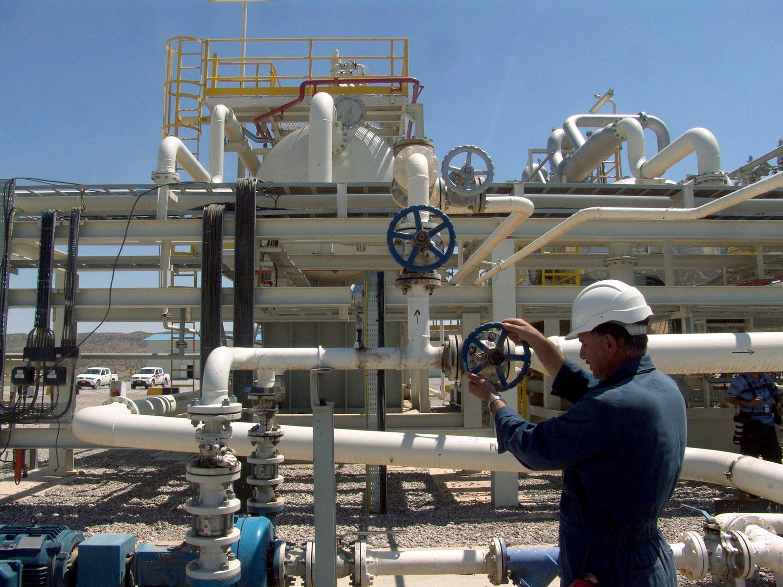 Irak hat noch mehr Öl...