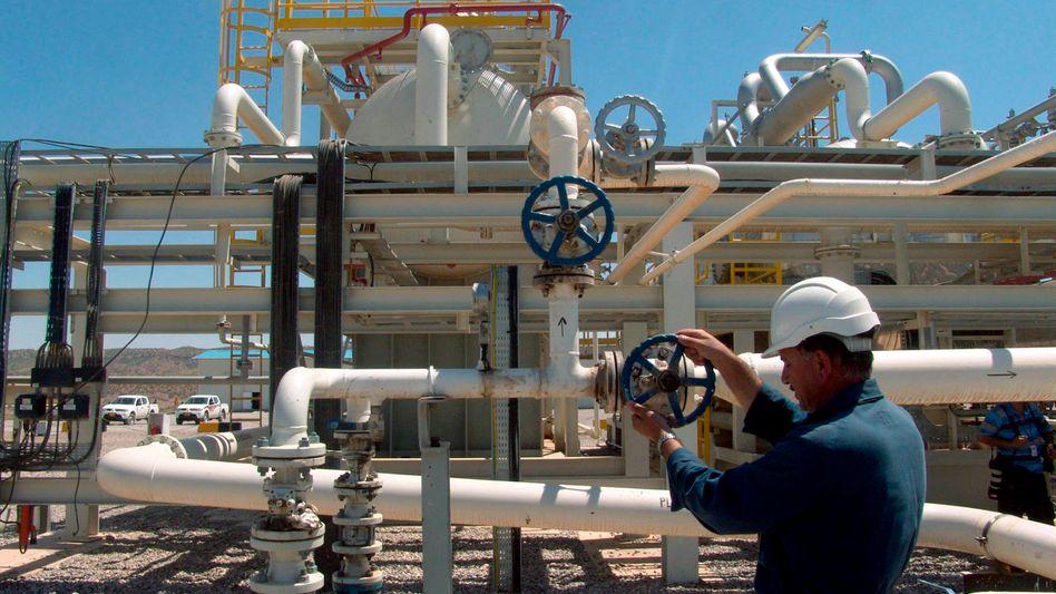 Ölförderung im Irak: Krieg im Nahen Osten könnte Ölpreis treiben