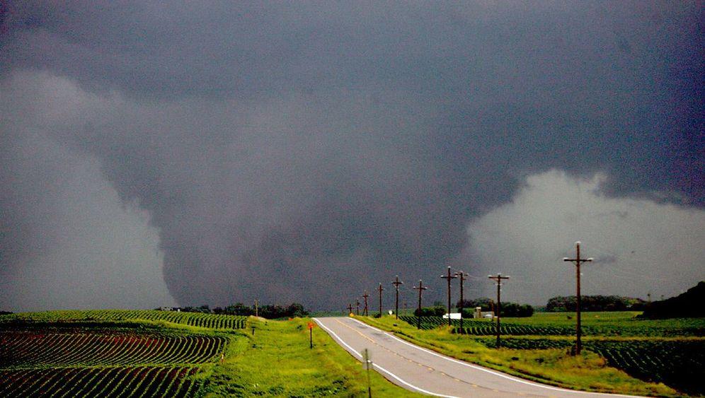 Wirbelstürme in den USA: Klimawandel lässt Tornados früher wehen