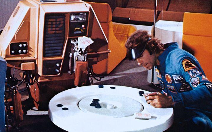 """""""Silent Running""""-Star Bruce Dern: Lieber mit Robotern allein als mit den Kollegen einsam"""