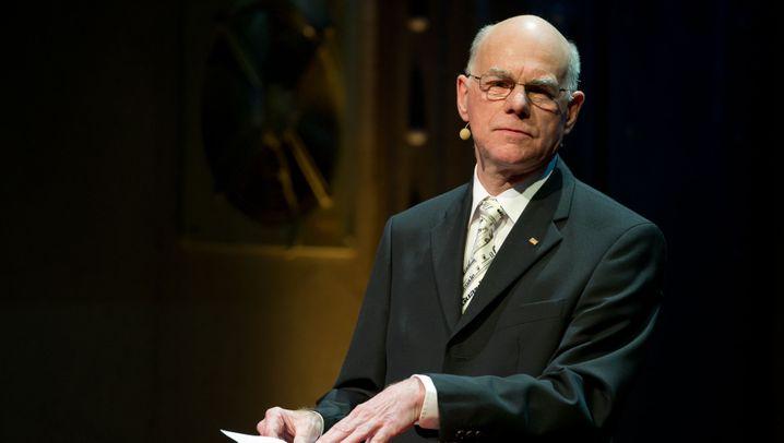 Doktorarbeit des Bundestagspräsidenten: Das wird Lammert vorgeworfen
