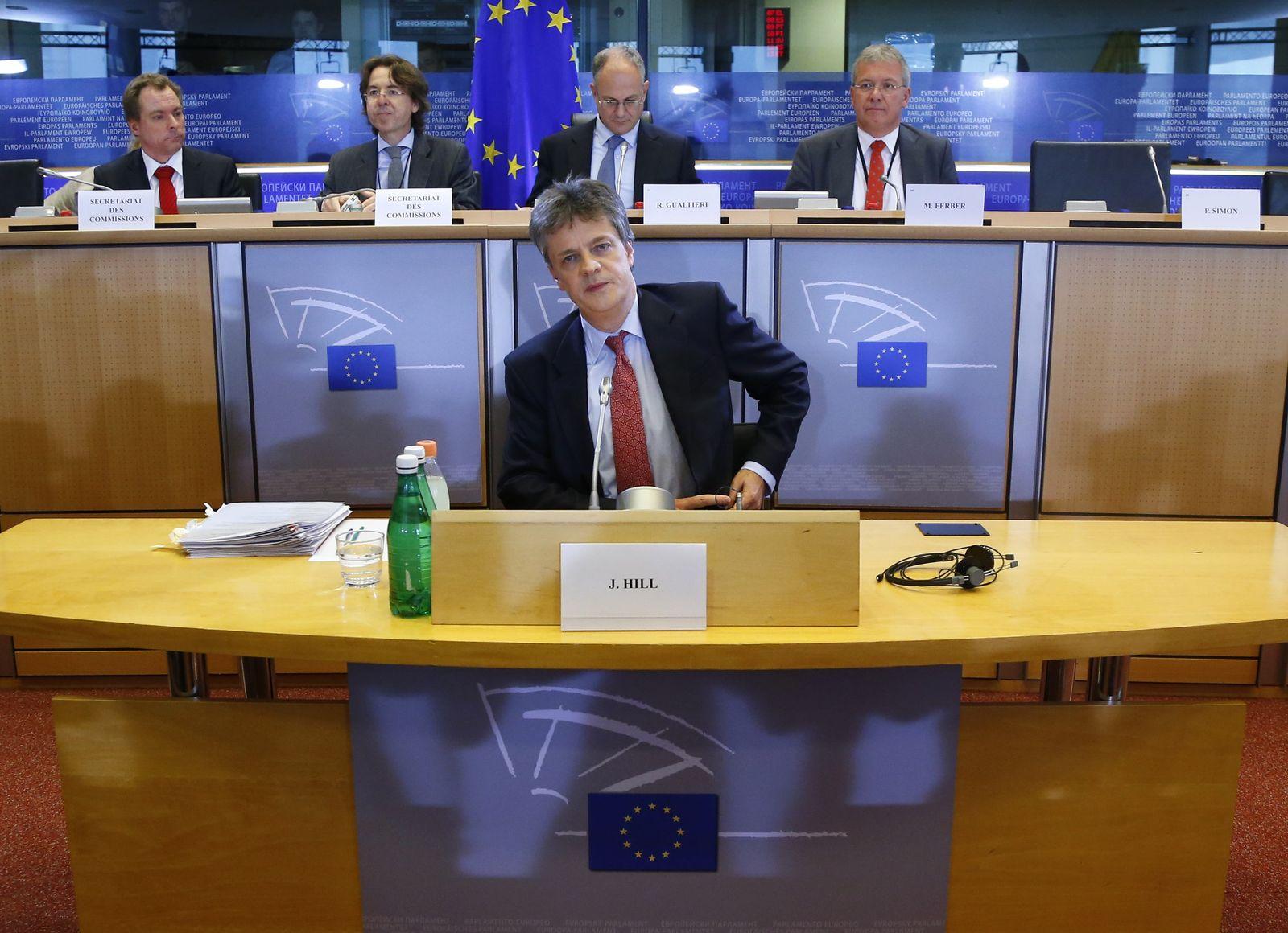 EU KOMMISSION / JONATHAN HILL