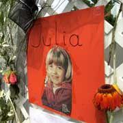 Die getötete Julia. In ihrem Fall gehen die Ermittler nicht von einer Sexualstaftat aus