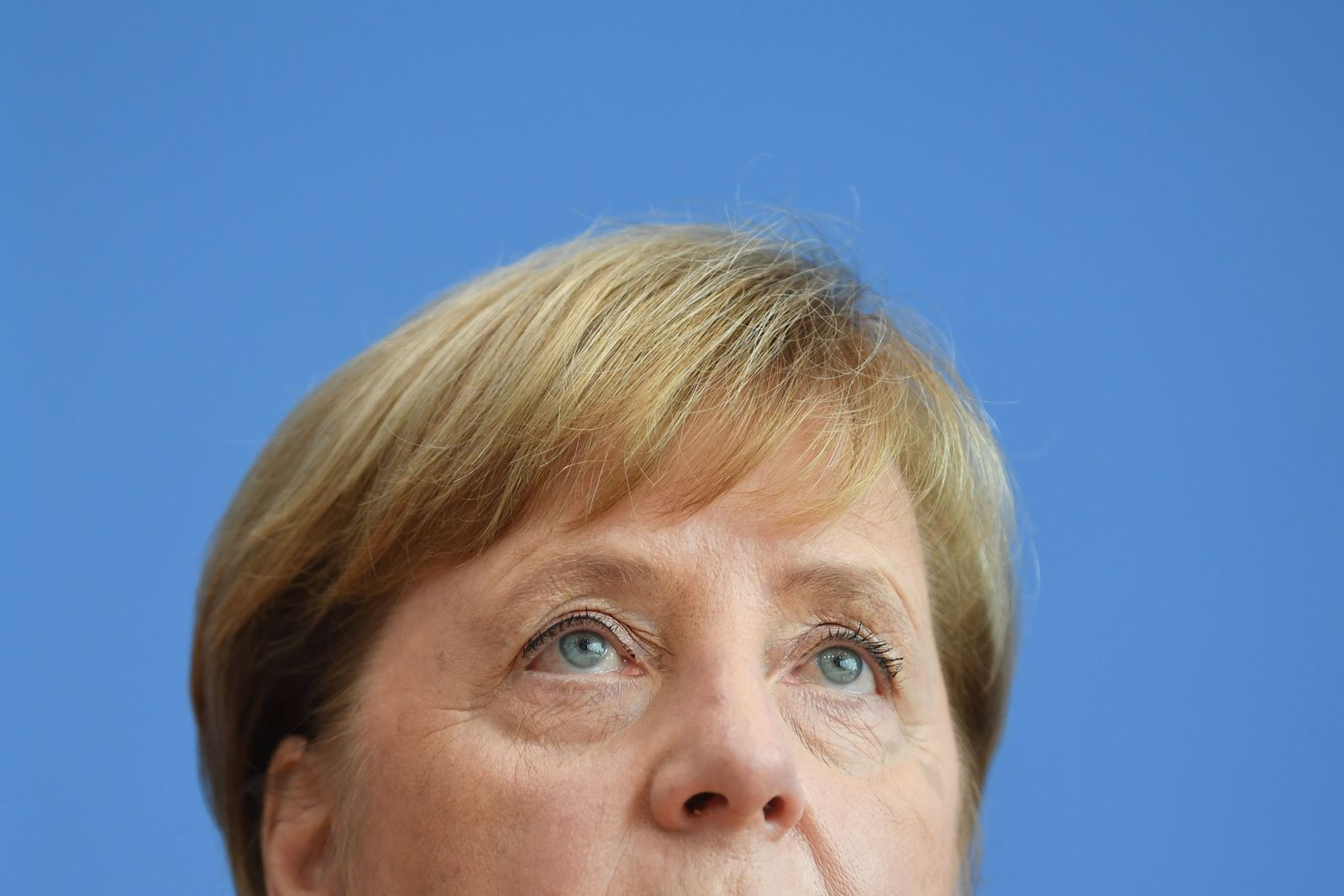 Presser Chancellor Merkel after a meeting of the Corona Cabinet, Berlin, Germany - 02 Nov 2020