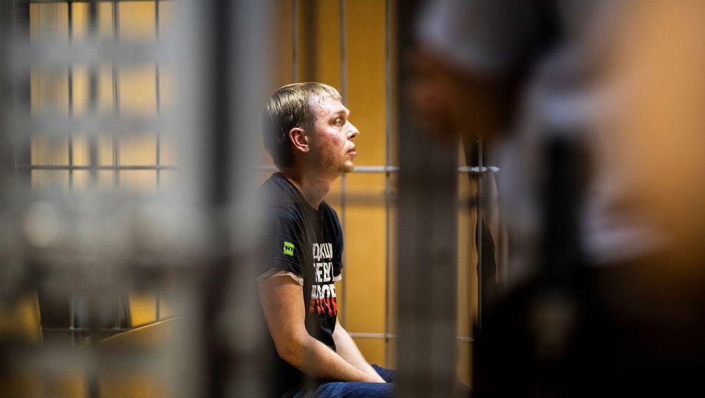 """Russland: """"Freiheit für Iwan Golunow"""""""