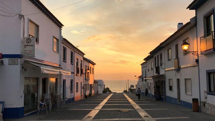 Fischerpfad in Portugal: Ein Weg, drei Freundinnen, viel Spaß