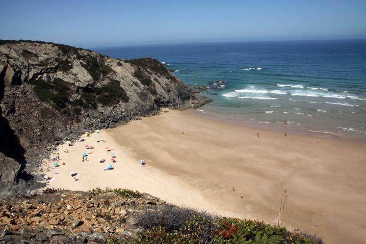 Praia do Amado: Abwechslungsreiche Wellen für Surfer