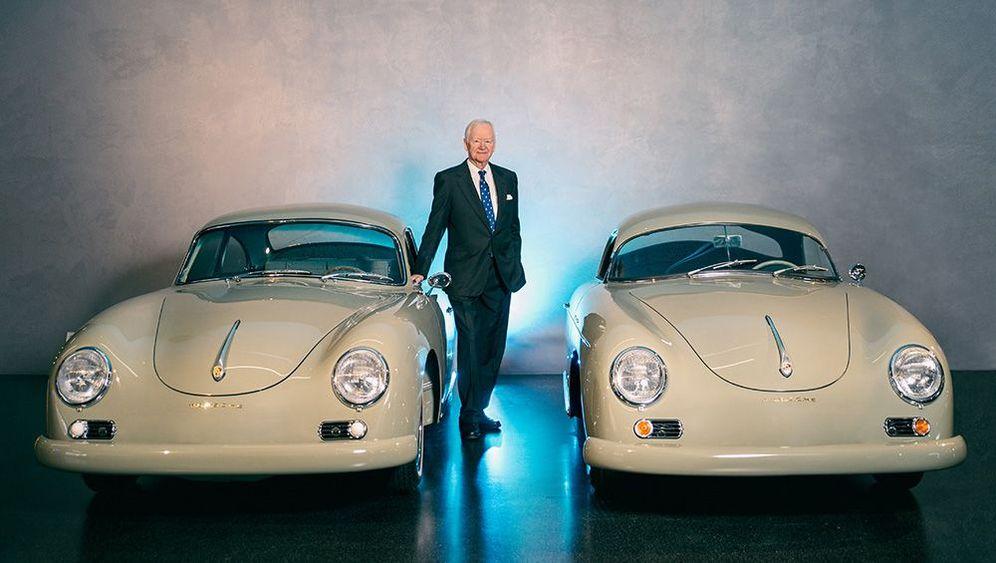 Interview mit Hans Peter Porsche: Herr Porsche und das Blech