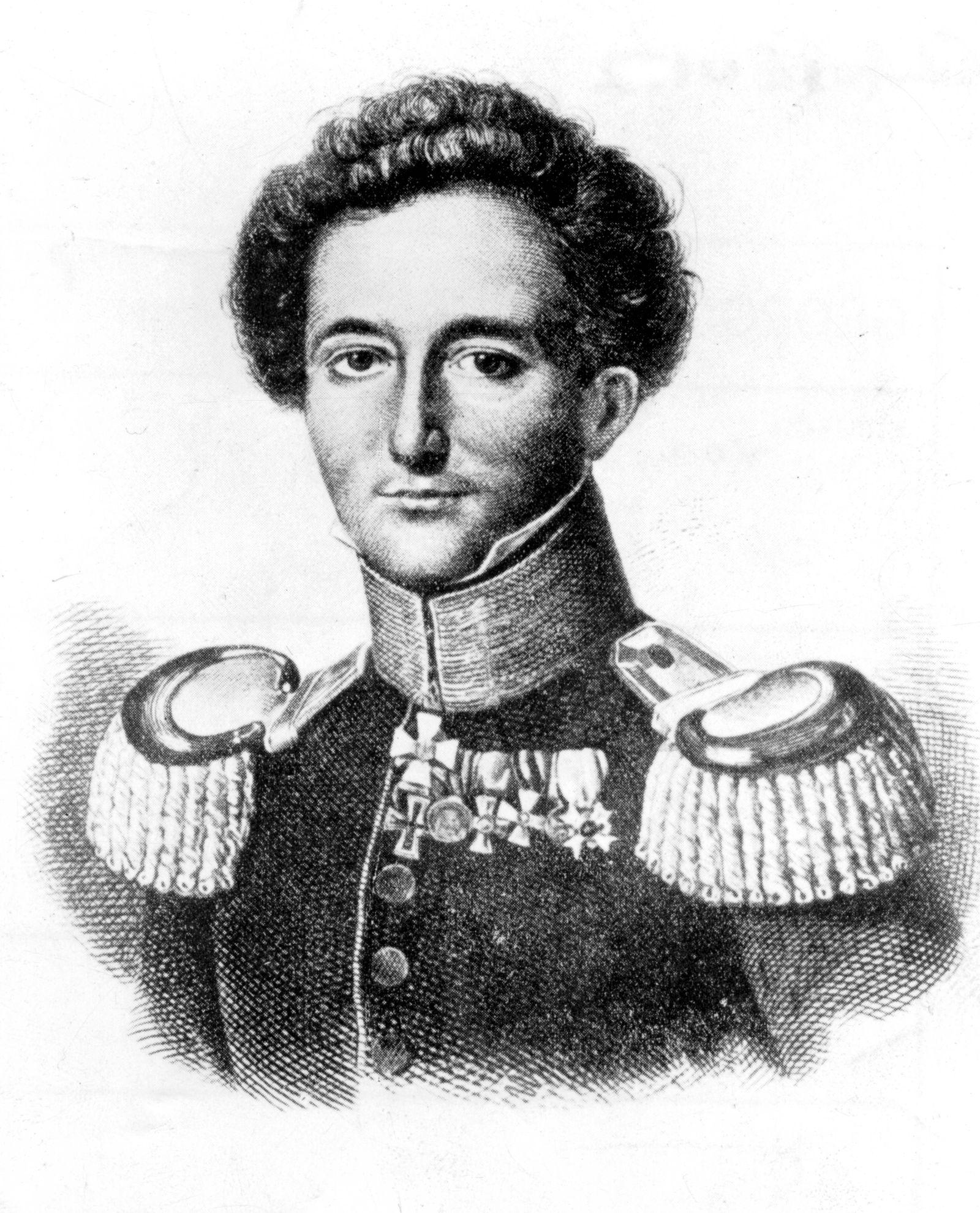 EINMALIGE VERWENDUNG Carl von Clausewitz