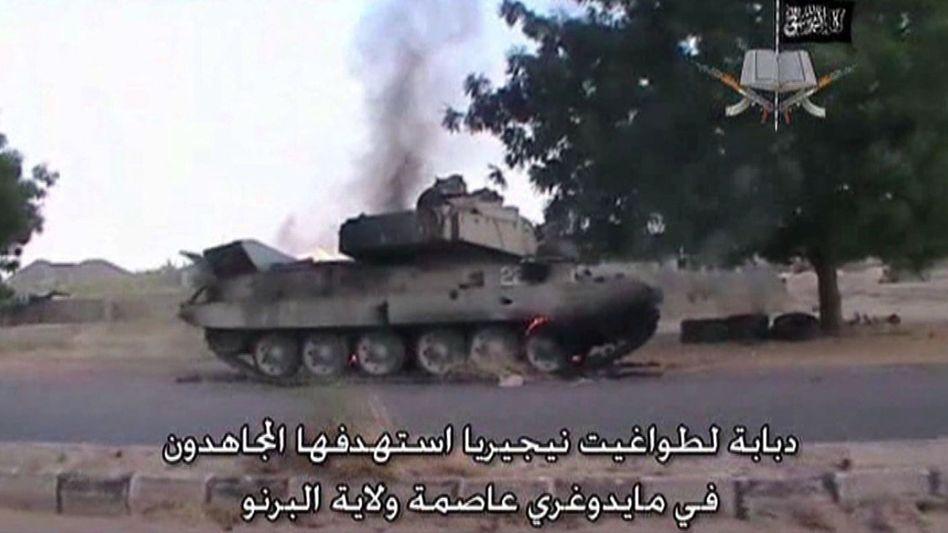 Boko-Haram-Angriff auf Armee: Notstand im Nordosten Nigerias