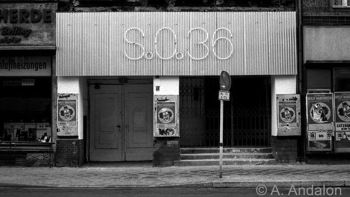 SO36 in Kreuzberg: Junge Pioniere - die Heimat der Punk-Szene