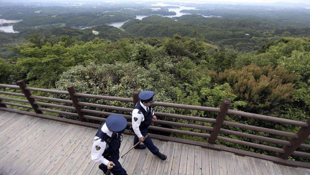 G7 in Japan: Politik vor dem Schrein der Sonnengöttin
