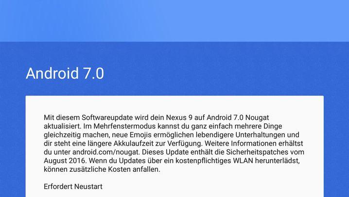 Mehr Multitasking, mehr Sicherheit: Das ist Android 7.0 Nougat