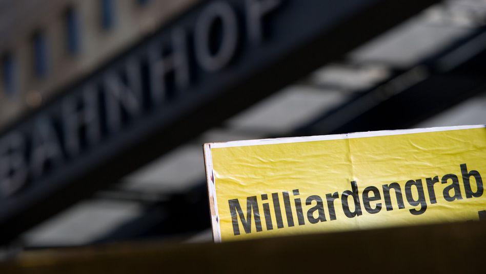 Milliardenprojekt Stuttgart 21: Jetzt entscheiden dieGerichte