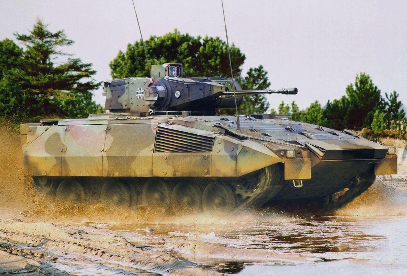 Puma-Panzer