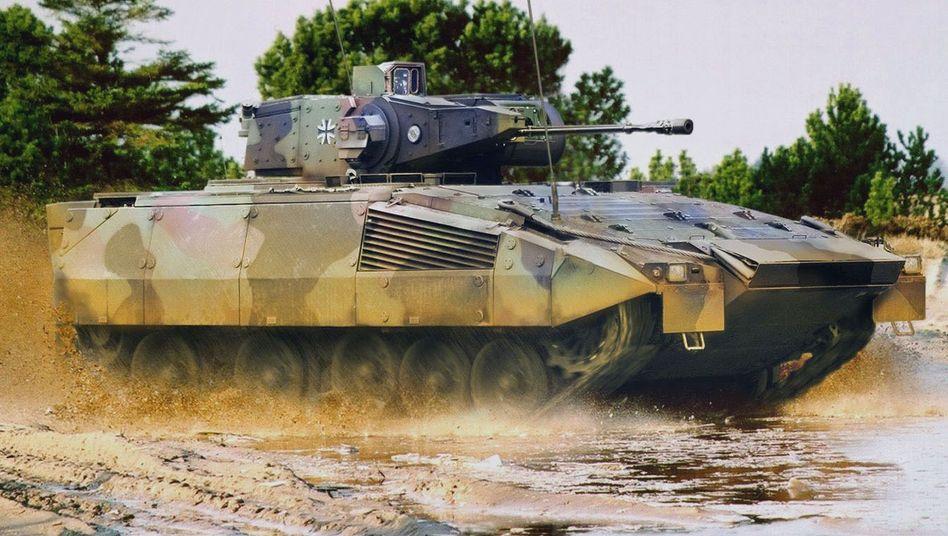 """Schützenpanzer """"Puma"""": """"Grobe Schätzung"""""""