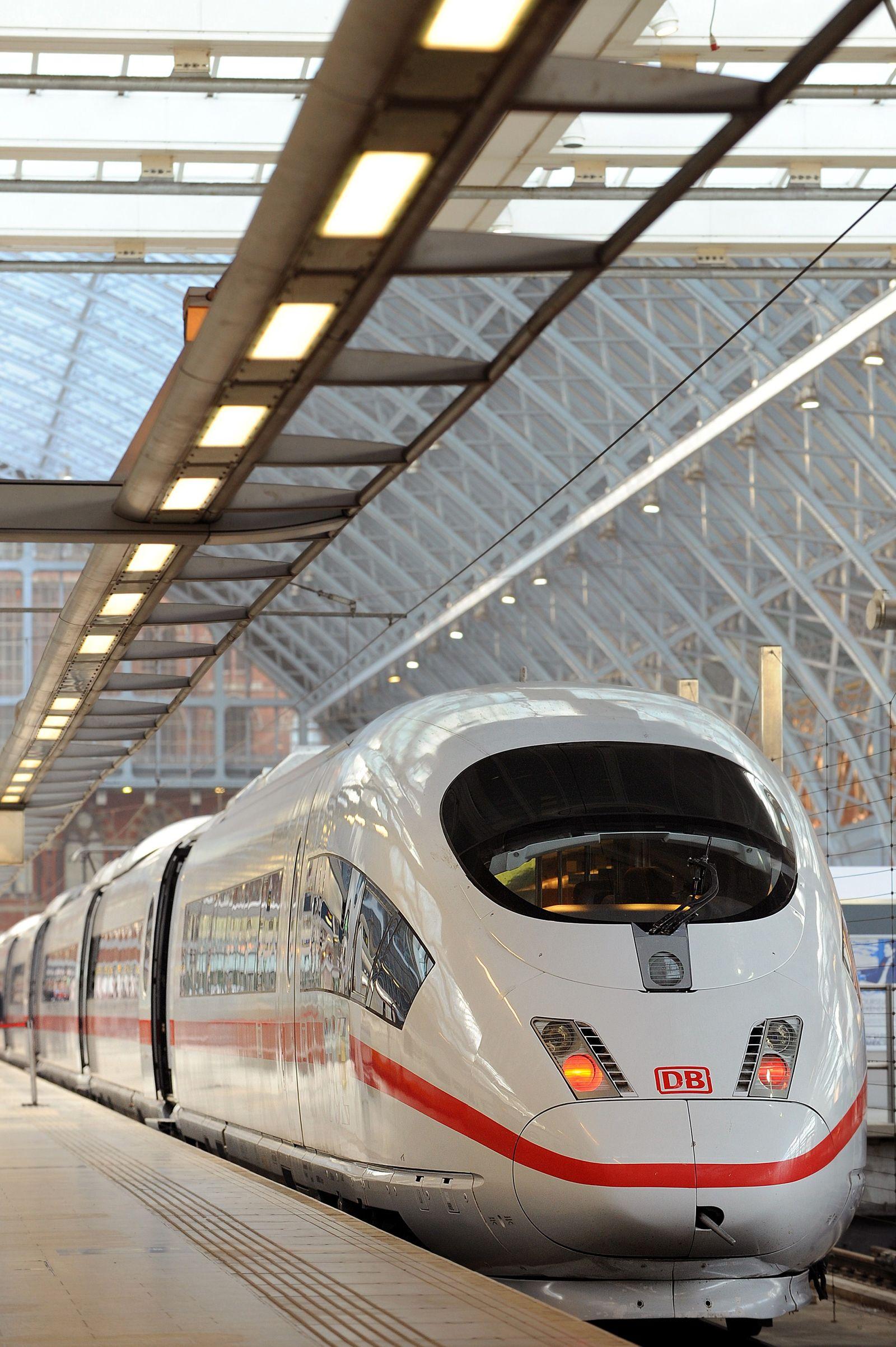 BRITAIN-GERMANY-FRANCE-TRANSPORT-RAIL