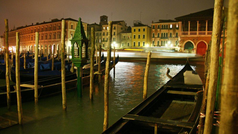 Winterliches Venedig: Melodien am Kanal
