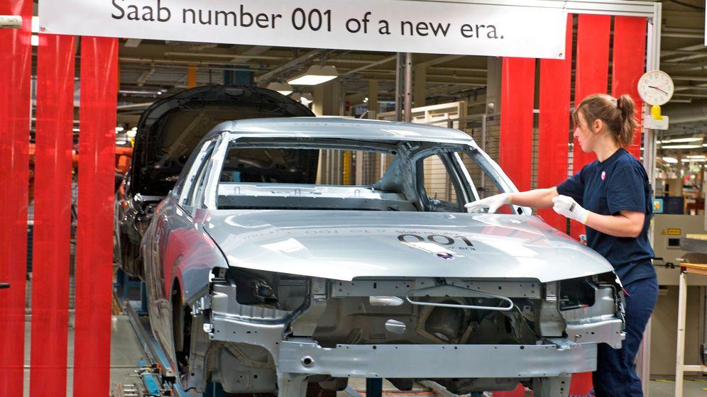 Saab-Zukunft: Wie es jetzt weitergehen soll