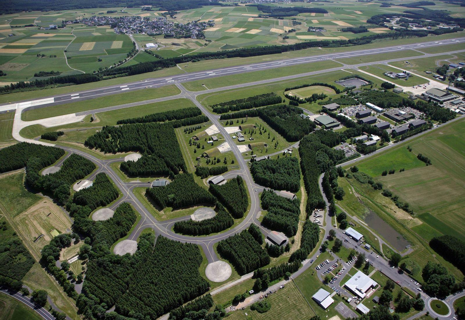 Fliegerhorst/ Büchel