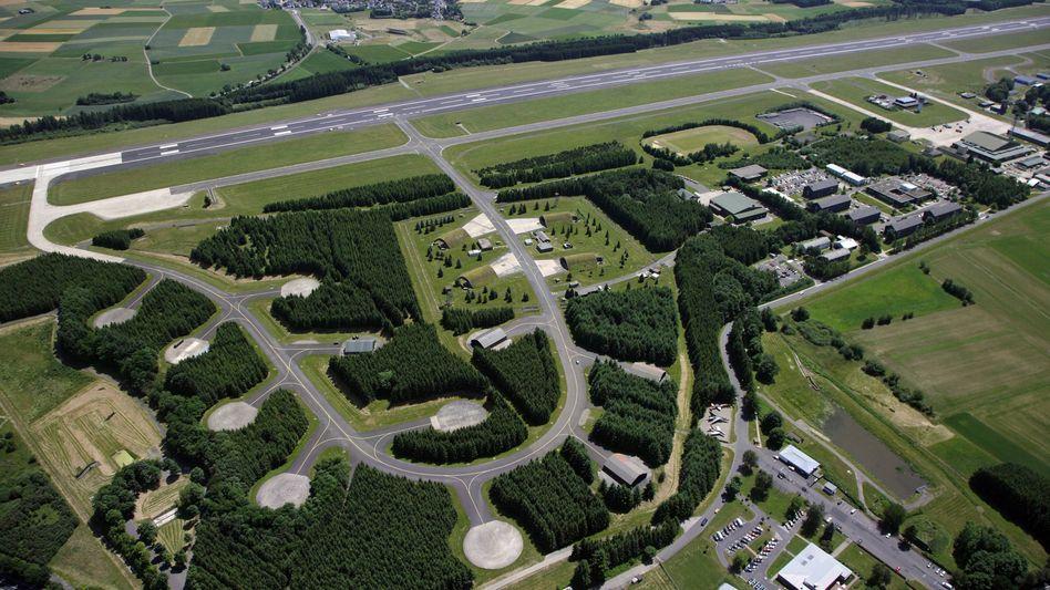 Hier lagern US-Atomsprengköpfe: Der Fliegerhorst Büchel