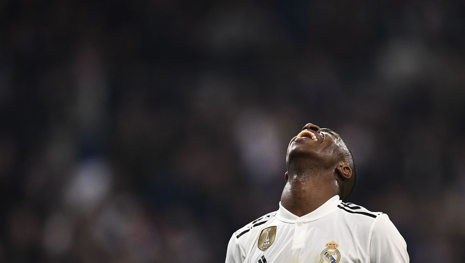 Vinicius von Real Madrid