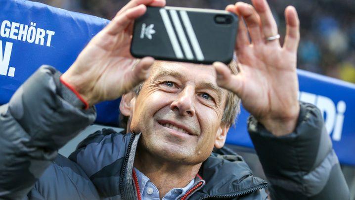 Jürgen Klinsmann: Herausforderung Hauptstadt