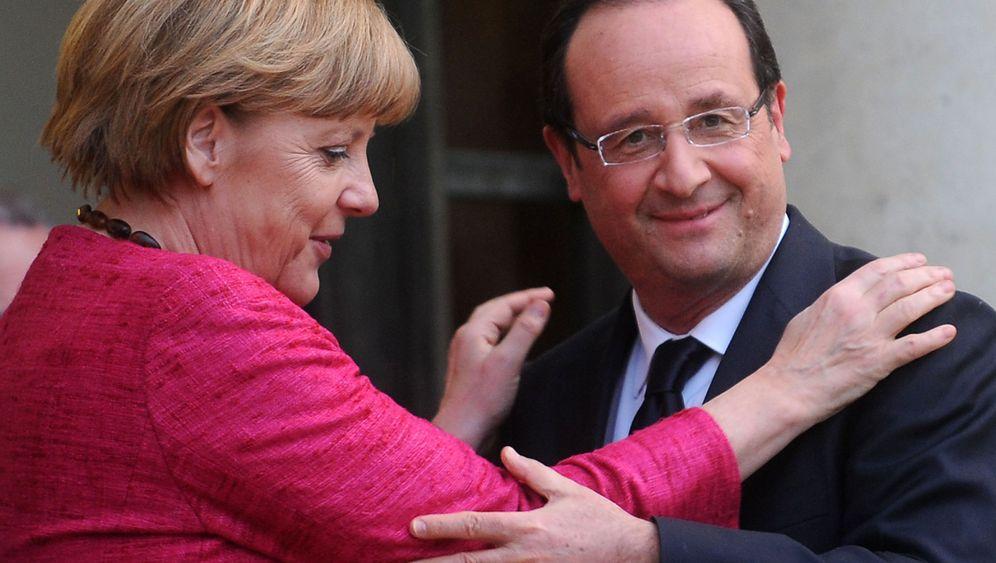 Photo Gallery: The Future of Merkel's Europe Policy