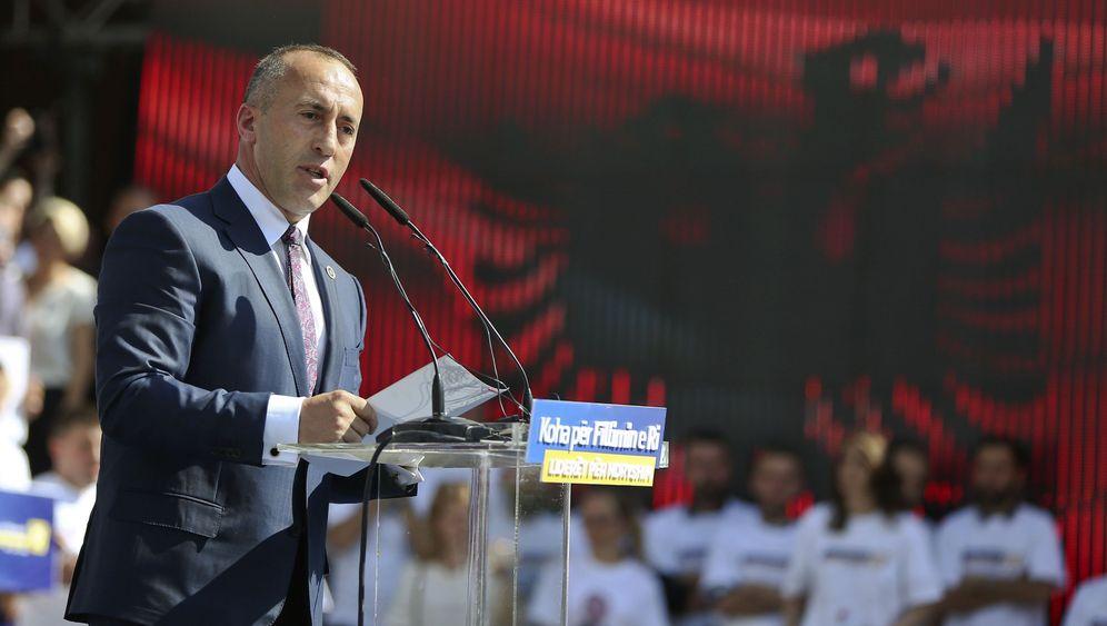 Parlamentswahl im Kosovo: Der umstrittene Kandidat